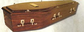 Grampians Coffin
