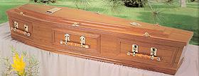 Creswick Coffin